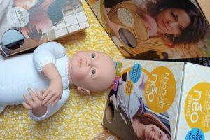Formation portage bébé