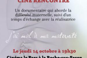 Soirée ciné / rencontre
